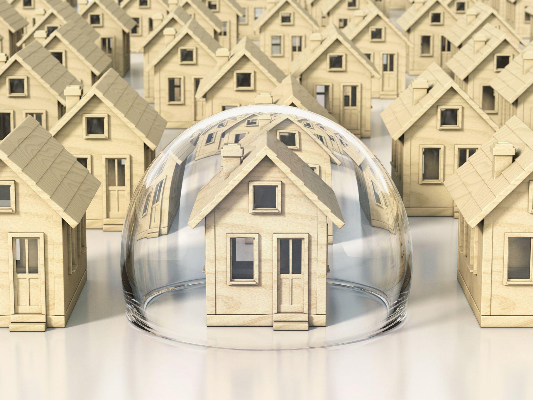 страхование жилого дома